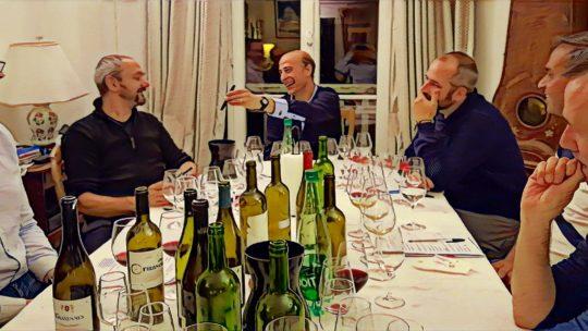 Große Katastrophe der mysteriösen Weinkiste: le kaiser des Fines Goules abdique et s'exile outre-Rhin