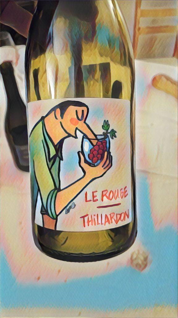 Thillardon, Le Rouge