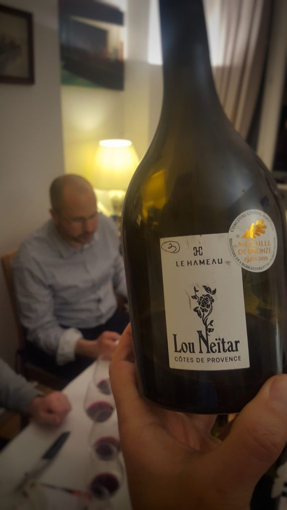 France, Provence, Côtes de Provence, Le Hameau des vignerons de Carcès, Lou Neïtar 2017