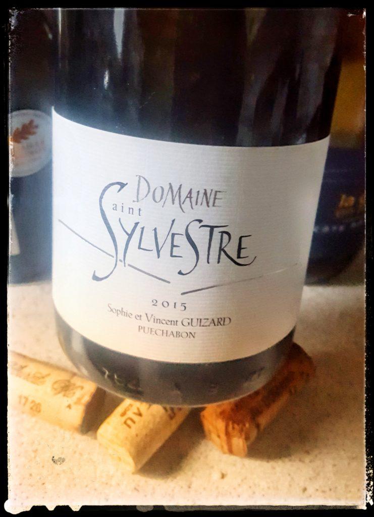 Languedoc, Domaine Saint Sylvestre, blanc 2015